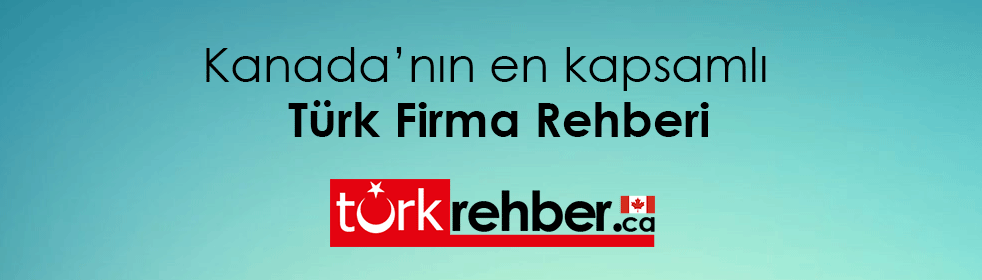 Turkrehber - Kanadanın en kapsamlı Türk Firma Rehberi