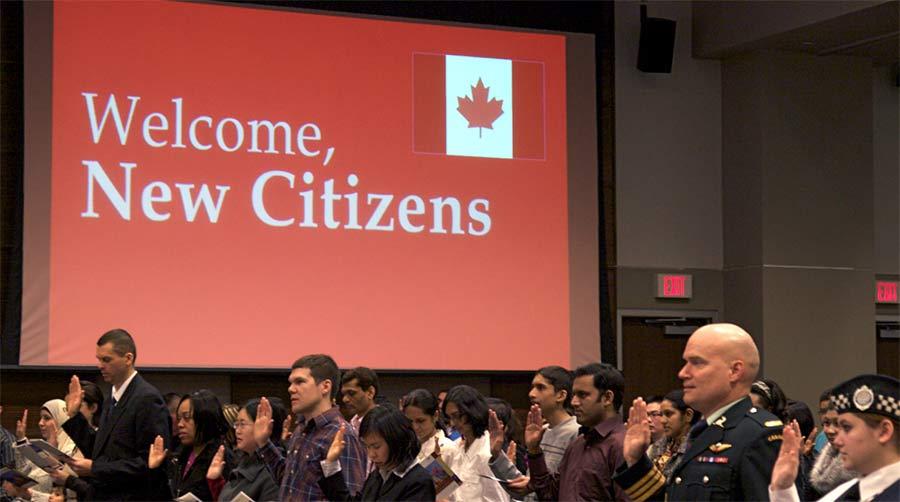 Kanada vatandaşlık sınavı ve soruları