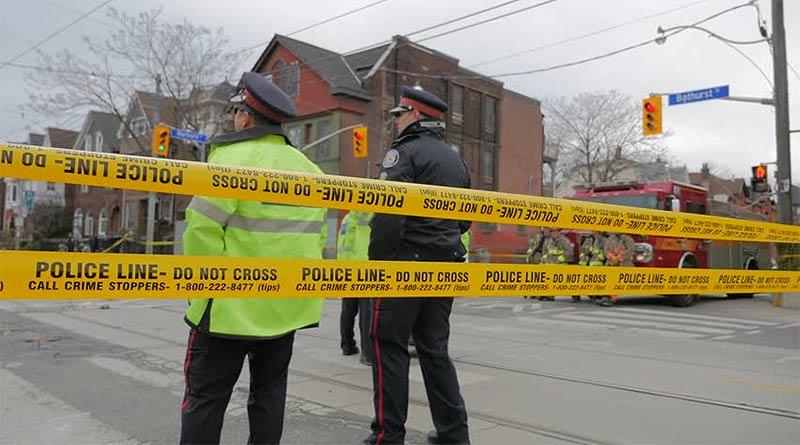 Kanada'nın suç oranı en yüksek şehirleri
