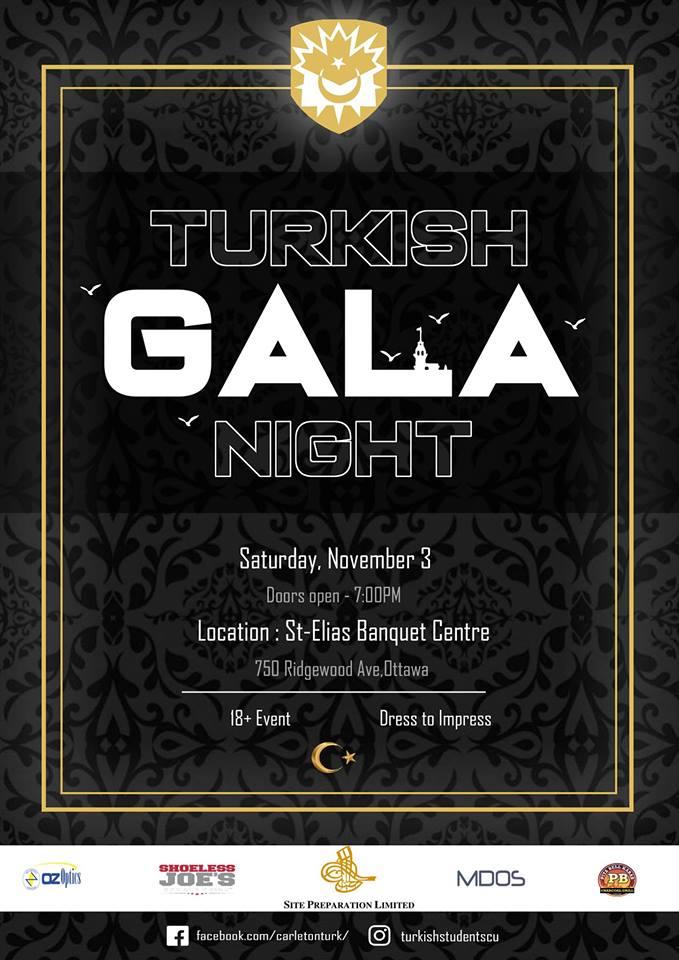 Carleton University - Turkish Gala Night