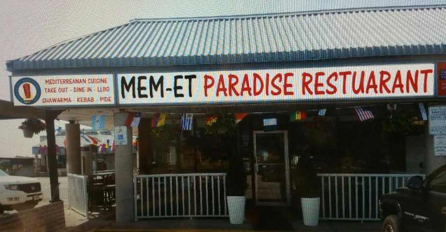 Toronto Mem-et Paradise restorana bayan garson alınacak