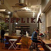 Cafe Replika