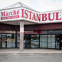 Marche Istanbul