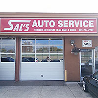Sals Auto Service Centre